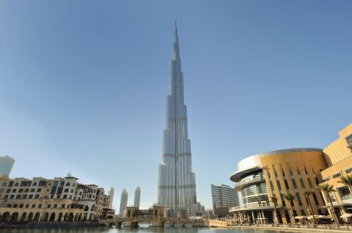 burj dubai Thinkstock photo