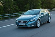 Despite strong demand for the new V40 in Europe, it's launch in late 2012 could not raise Volvo's sales figures for 2012.