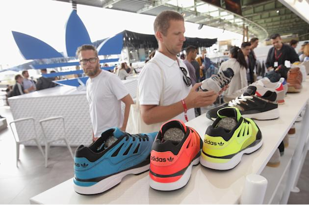 adidas Originals At Bread & Butter Berlin