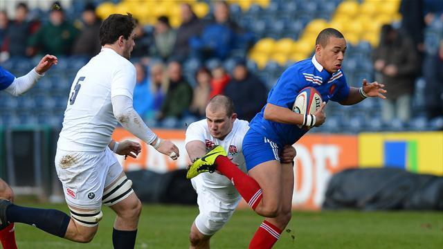 Rugby - Fickou replaces injured Fritz on France bench