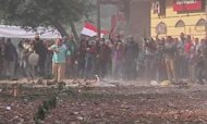 Egypt Judges Condemn President's 'Attack'