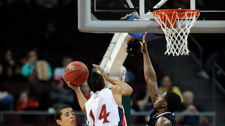 WCC Basketball Tournament - Semifinals San Diego v Saint Mary's