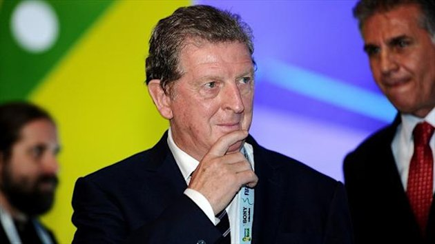 Roy Hodgson says 'if I had to pick a team for the World Cup today it would be a major headache'