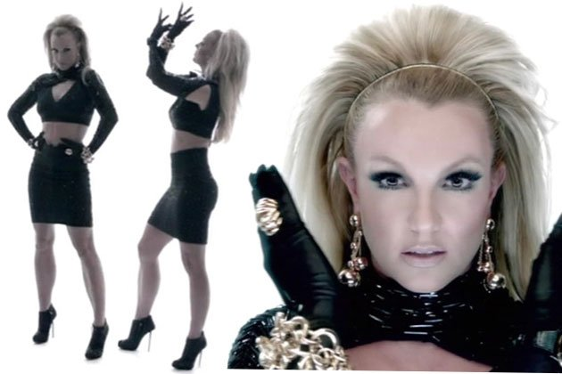 "Futuristisch sexy: Britney Spears' ""Scream and Shout""-Video (Bilder: Splash)"