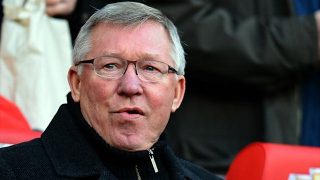 Manchester United manager Sir Alex Ferguson (AFP)