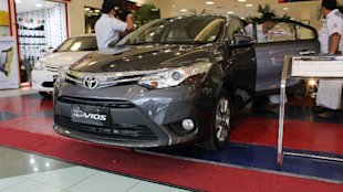 All-New Toyota Vios di Matos