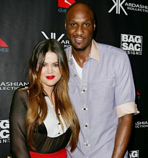 "Khloe Kardashian Hints at Marriage Problems on Keeping Up With the Kardashians: ""Lamar Is a Very Depressed Person"""