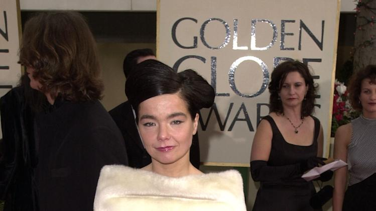 Bjork Golden Globe Awards