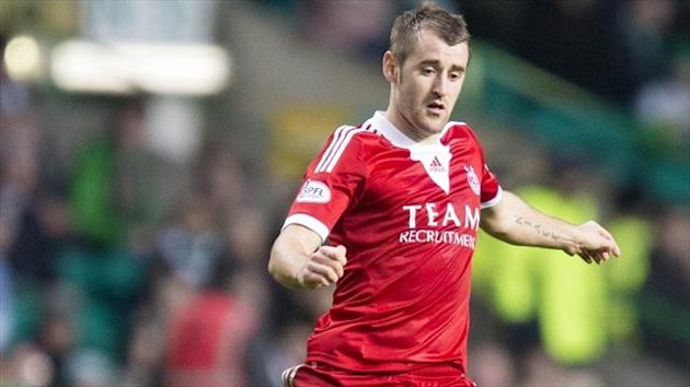 Niall McGinn hopes Aberdeen can return to winning ways on Sunday