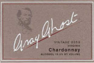 The label for Gray Ghost wines is shown.
