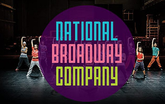 The National Broadway Company comes to the Esplanade (Photo courtesy of The Esplanade)