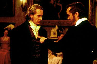 Linus Roache and John Hannah in USA Films' Pandaemonium