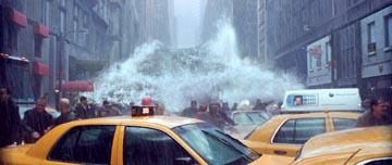 New York City gets hit with a disaster in 20th Century Fox's The Day After Tomorrow
