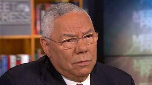 Powell On the Changing Face of the War in Afghanistan