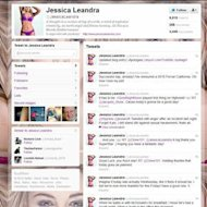 Jessica Leandra and the racist tweet