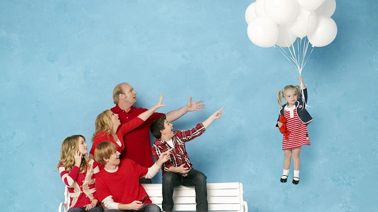 "The cast of ""Good Luck Charlie."""