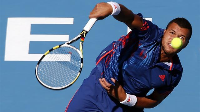 US Open - Injured Tsonga won't play in New York