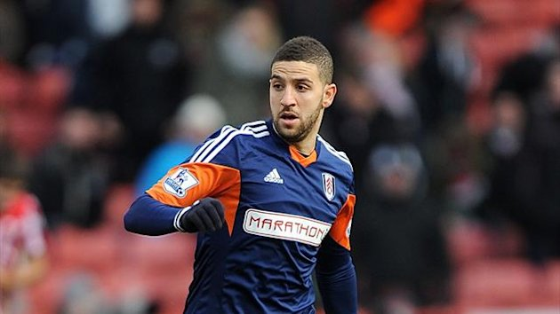 Adel Taarabt in action for Fulham (PA Photos)