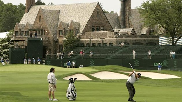 2020 US Open venue Winged Foot