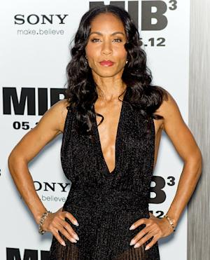 "Jada Pinkett Smith: ""I Don't Eat for Pleasure"""