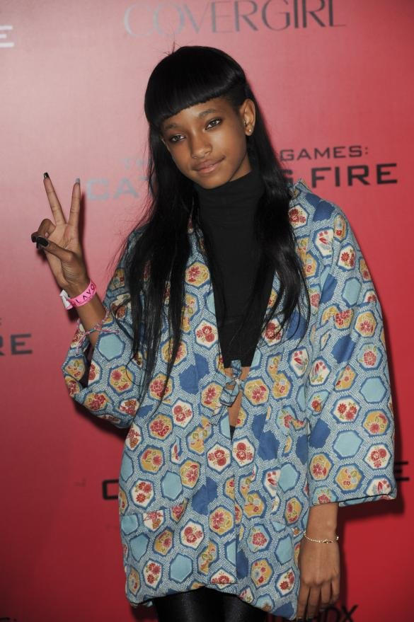 Willow Smith 'Sleeps With 10 Snakes In Her Room' And Some Are UNCAGED!