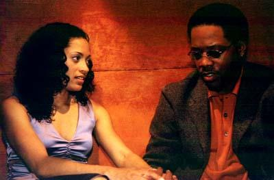 Melissa De Sousa and Kadeem Hardison in Exodus Entertainment's 30 Years To Life