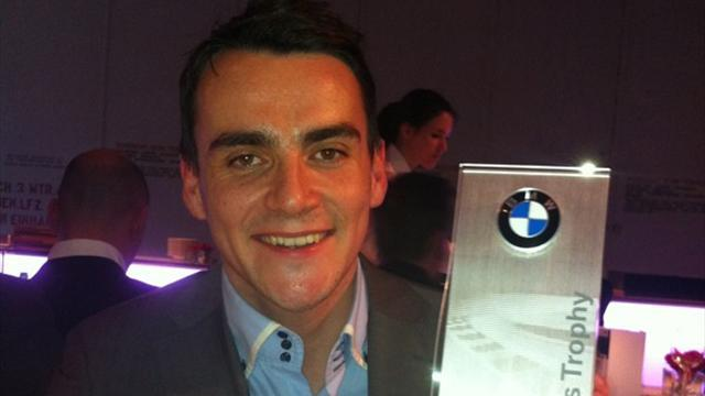 WTCC - Michelisz gets BMW award
