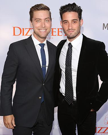 Lance Bass Engaged! 'N Sync Member Proposes to Boyfriend Michael Turchin