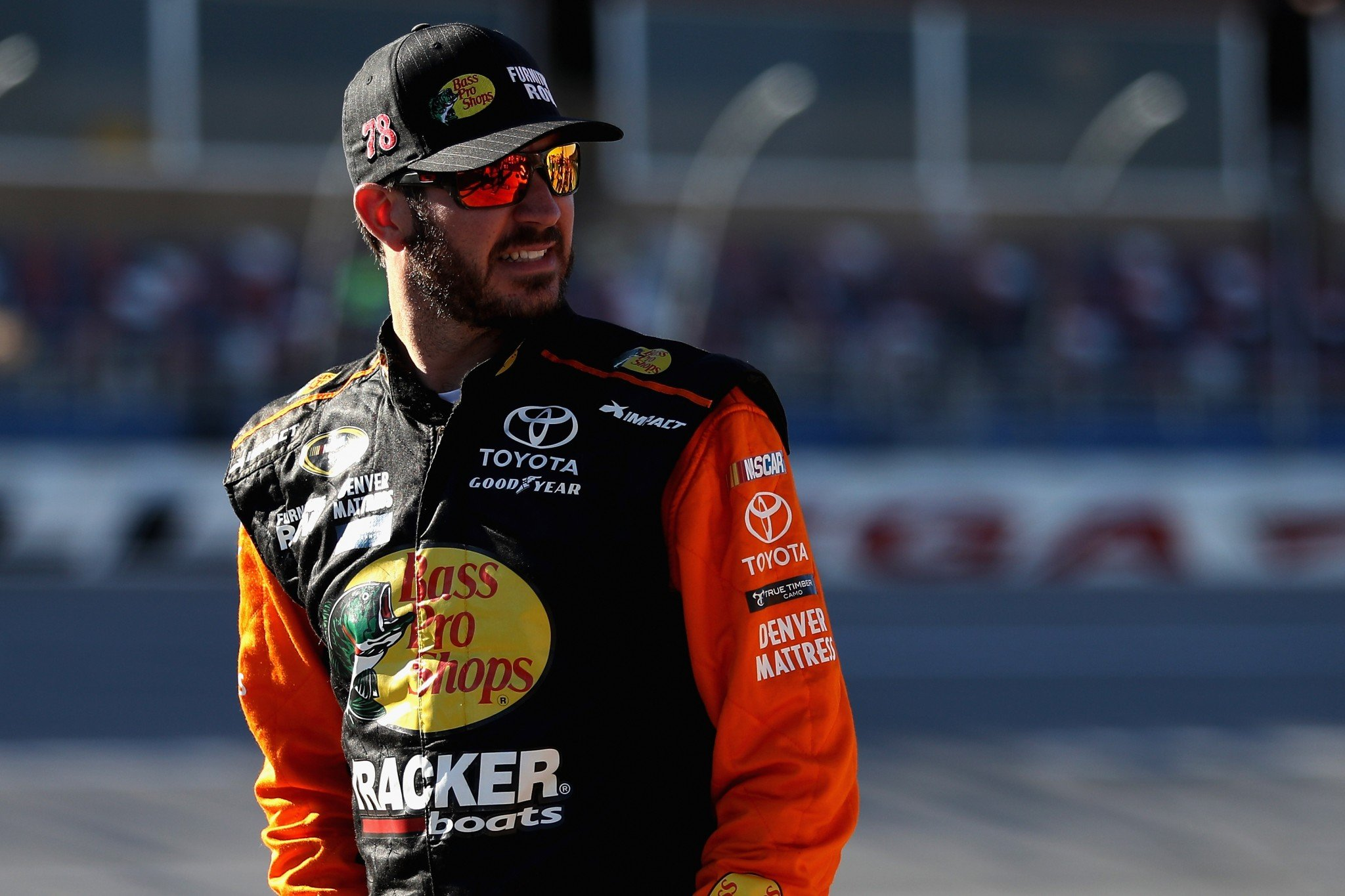 Martin Truex Jr. has started first four times this season. (Getty)