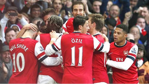 Premier League - Arsenal record comfortable victory over cup final opponents Hull City