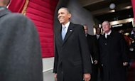 Obama To Take Second Public Oath Of Office