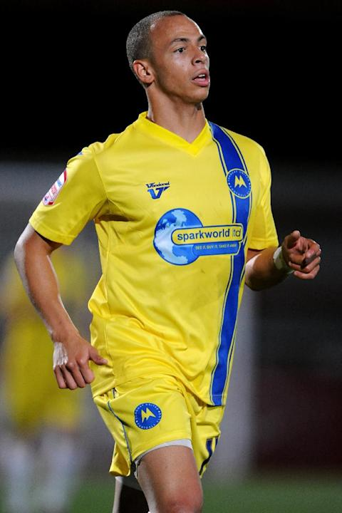 Torquay winger Lloyd Macklin (pictured) has been strongly criticised by manager Martin Ling