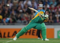 New Zealand v South Africa - 3rd Twenty20 International