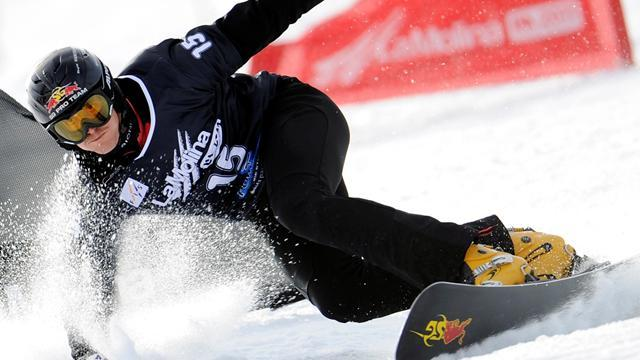 Snowboard - Fischnaller, Tudegesheva claim first wins of season