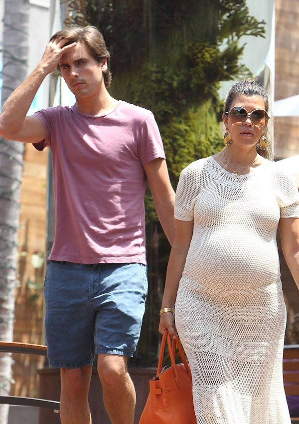 Kourtney Kardashian & Scott Disick: Splitting Over His Secret Lies?