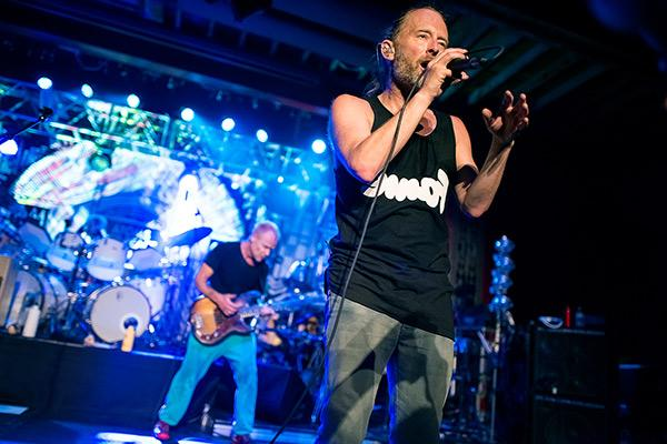 Atoms for Peace Play Surprise Show in L.A