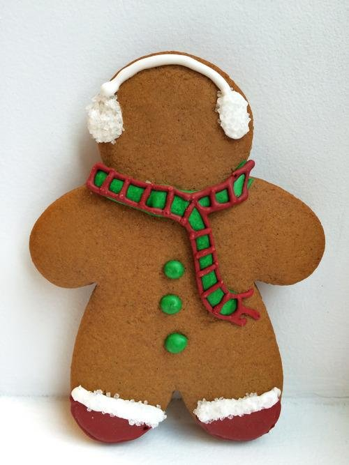 The perfect gingerbread cookie recipe, from Bouchon Bakery ...