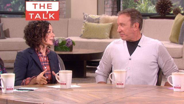 The Talk - Tim Allen on 'Last Man Standing'
