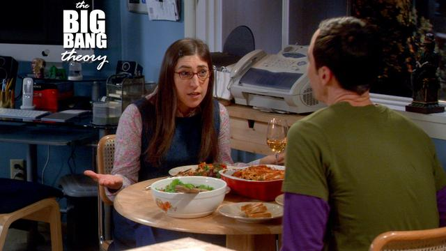 The Big Bang Theory - Please Pass The Butter