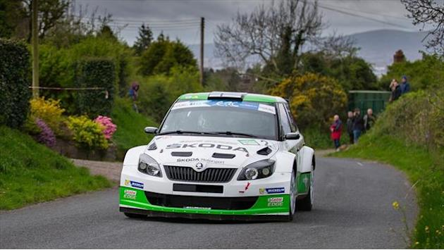 ERC - Lappi lands dominant Ireland Rally win