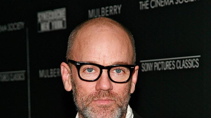 Synecdoche New York NY Premiere 2008 Michael Stipe