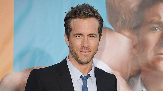 Ryan Reynolds The Change Up Premiere