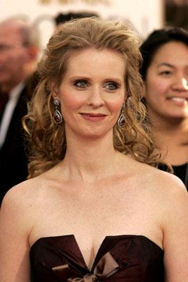 Cynthia Nixon 63rd Annual Golden Globe Awards - Arrivals Beverly Hills, CA - 1/16/06