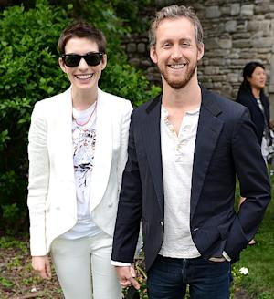 "Anne Hathaway: ""I Was a Witch"" to Husband Adam Shulman During Les Miserables Filming"