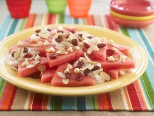 Watermelon Nachos