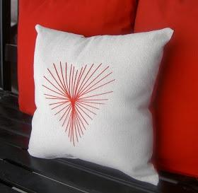 Heart-strings Pillow