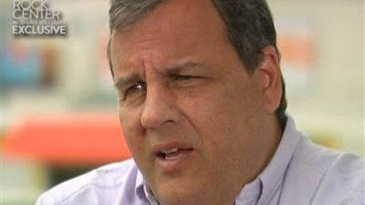 Chris Christie On Lap-Band Surgery: I'm 'not Very Hungry'