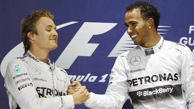 Gray Matter: No more 'Mr Nice Guy,' Rosberg proved he can play dirty