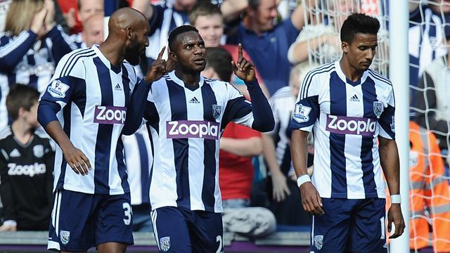 Premier League - Sessegnon inspires West Brom to victory against insipid Sunderland