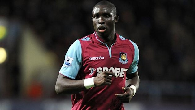 Mohamed Diame (PA Photos)